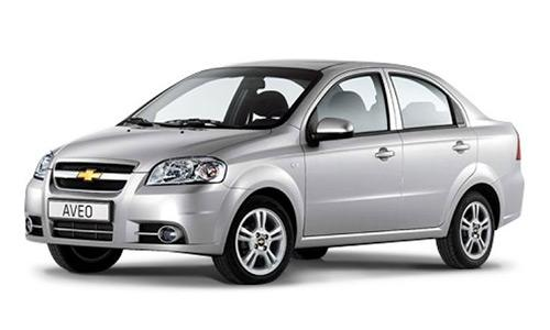 Chevrolet Aveo Sedan 10 EUR