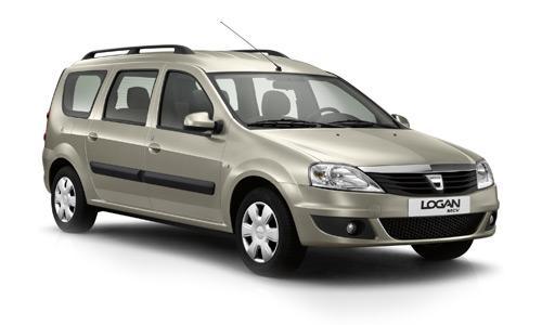 Dacia Logan 7 seats