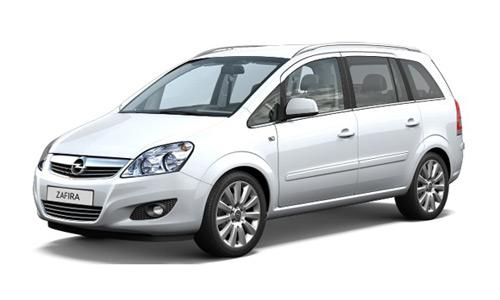 Opel Zafira 7 seats Automat