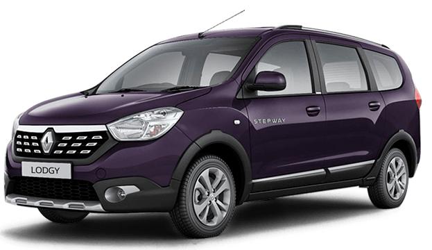Dacia Lodgy 7 seats – bez depozytu