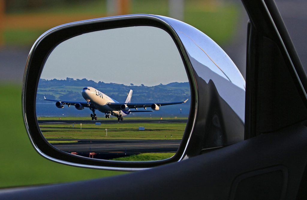 Бесплатная подача в аэропорт
