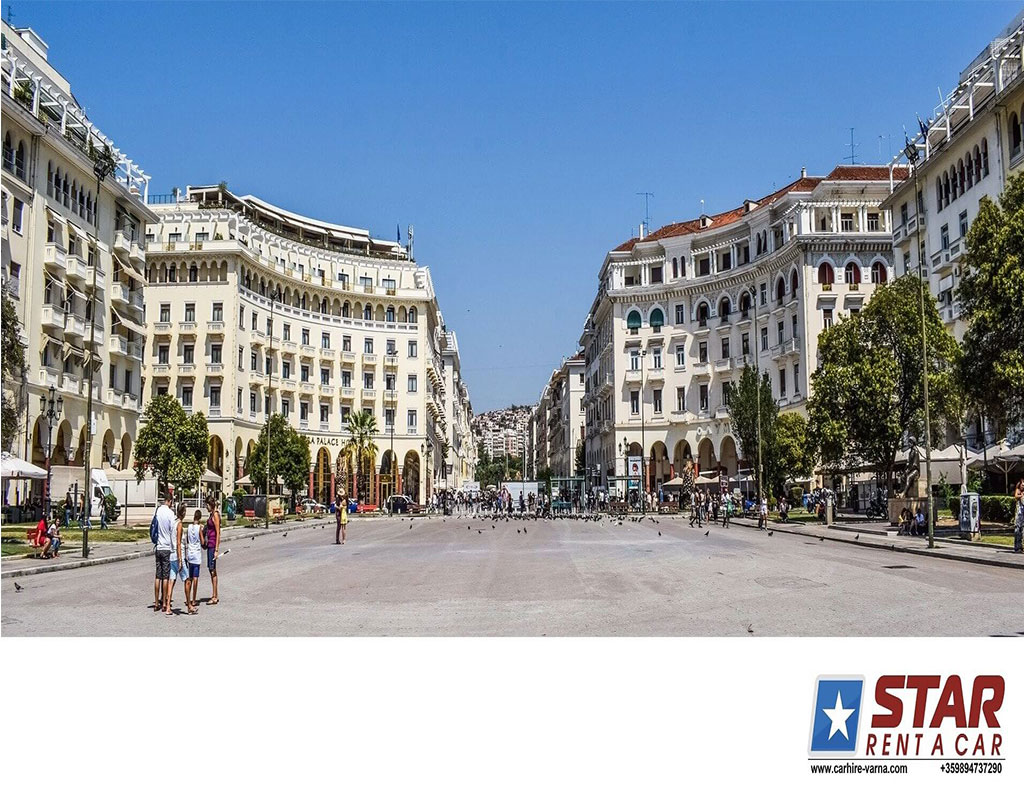 Star rent a car Thessaloniki