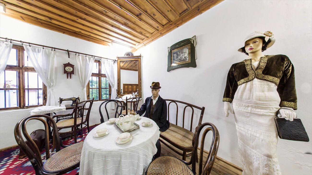 Этнографический музей Балчик