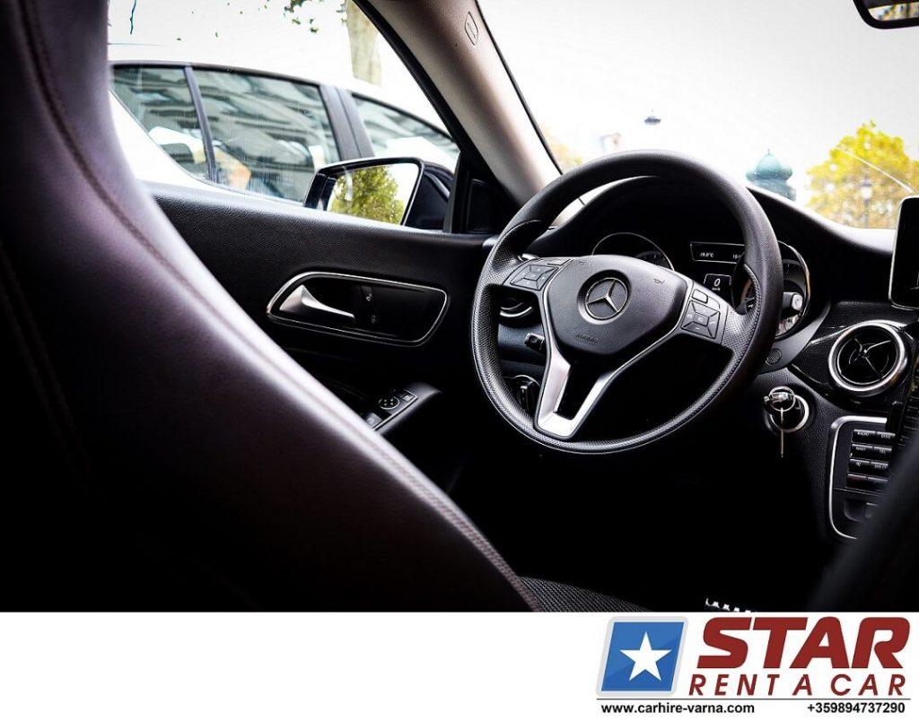 Star rent a car Golden Sands
