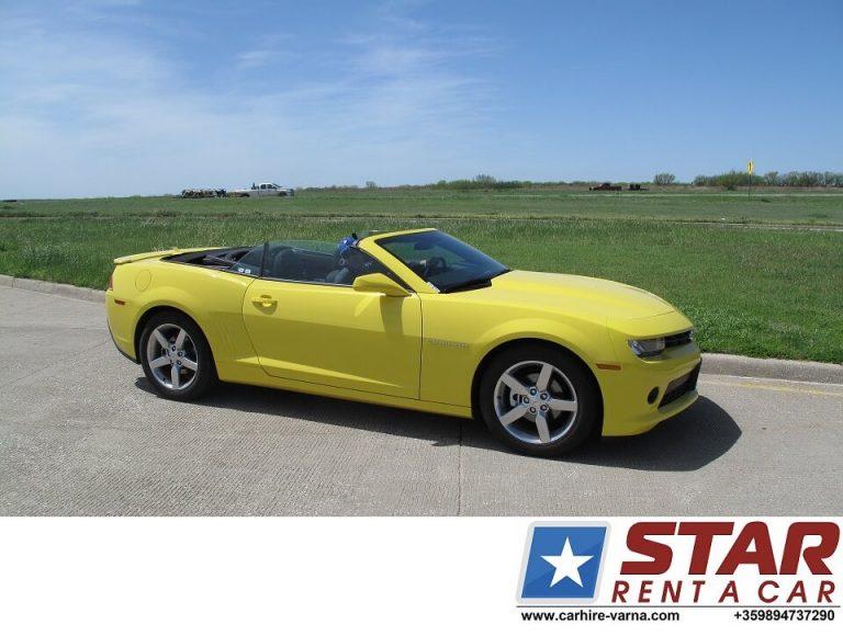 Car rental Sunny Beach - Star