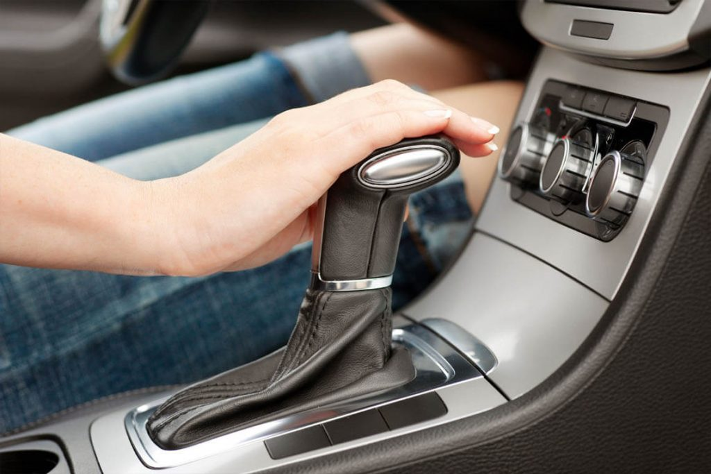 renting a car automatic transmission